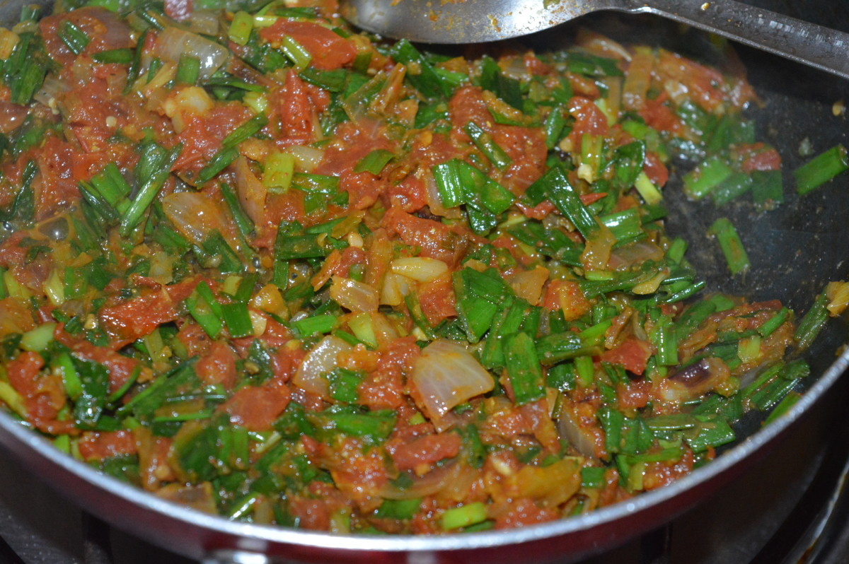 spring-onion-curry-recipe