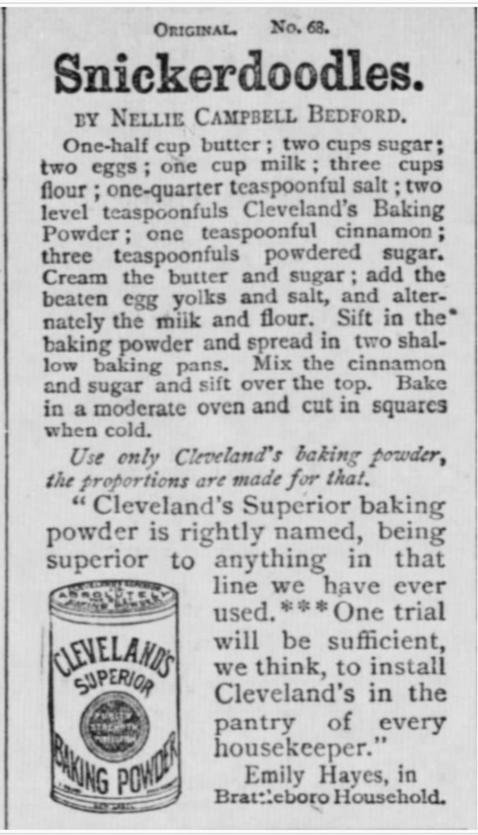 Clipping from the Indiana State Sentinel, Indianapolis, Indiana, March 16, 1892