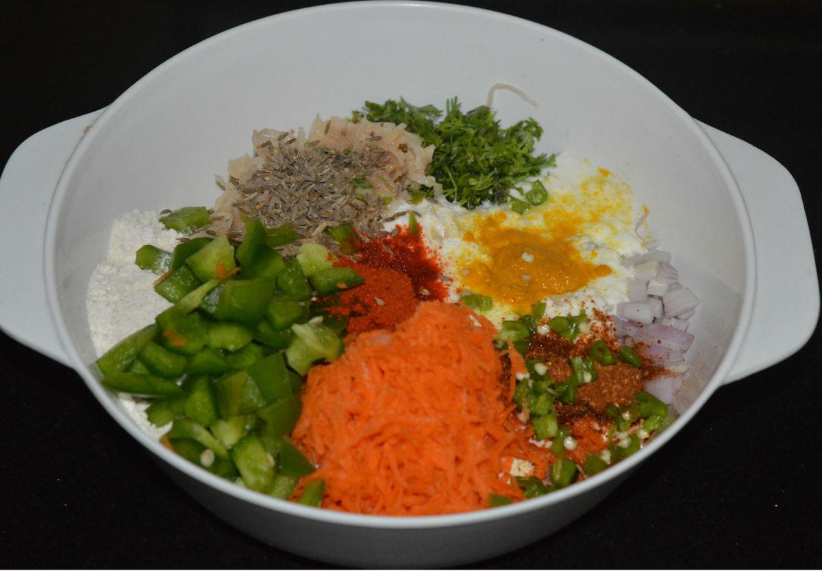 how-to-make-savory-vegetable-cake