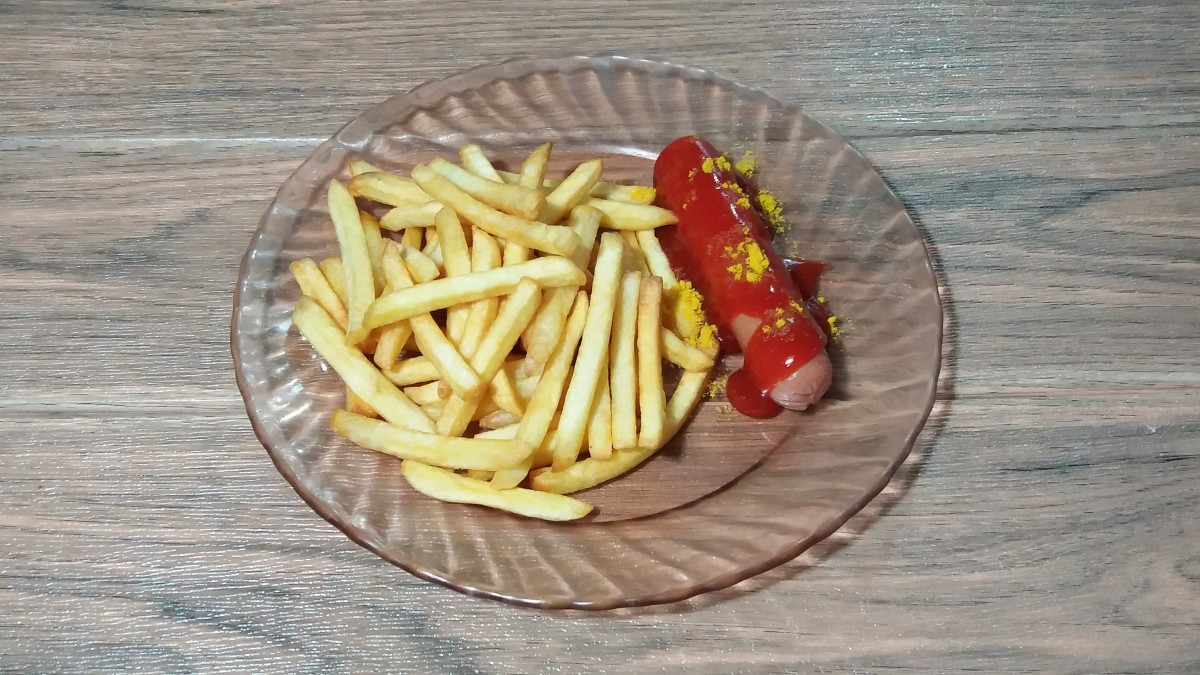 Currywurst recipe