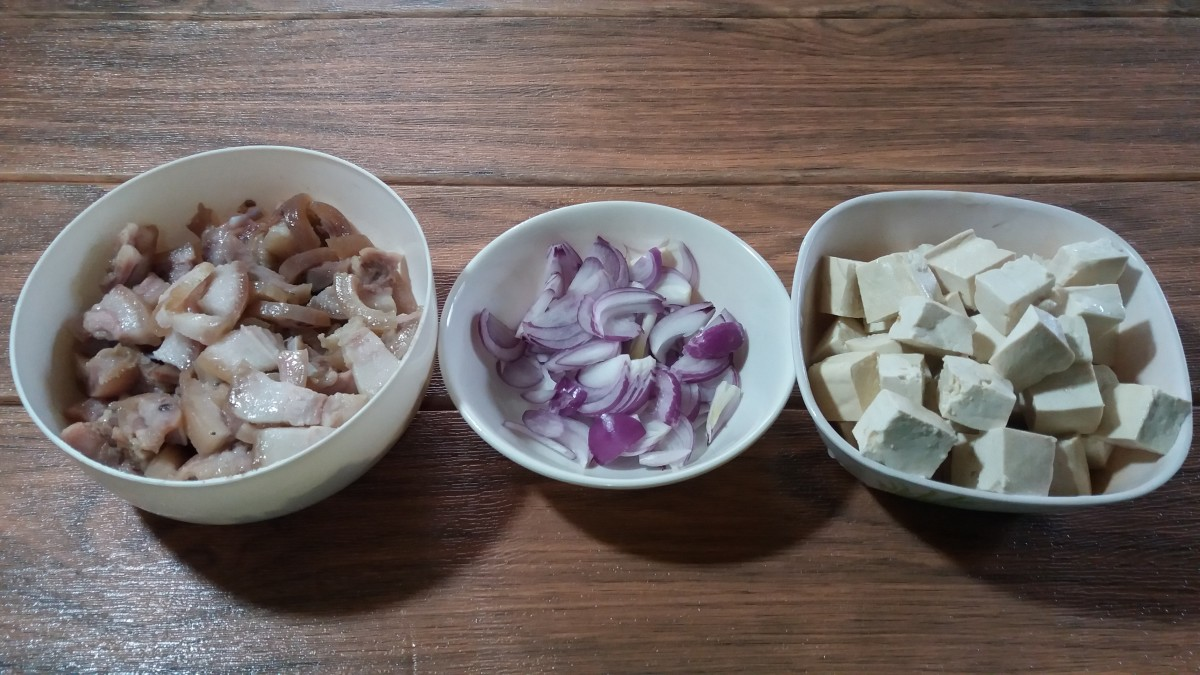 tokwa't baboy ingredients