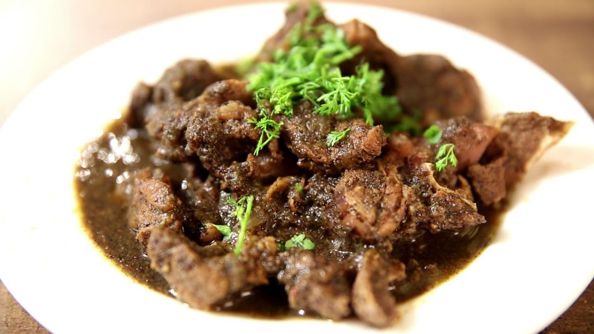 Coorg-style pandi curry (Coorg, Karnataka)
