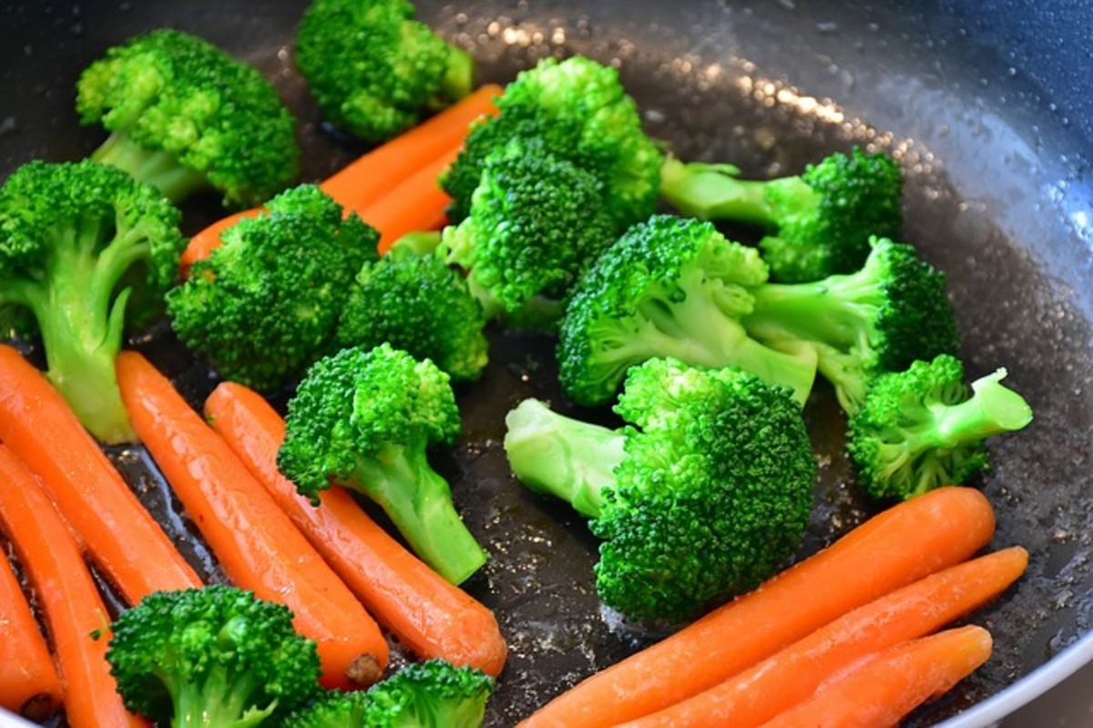 You can steam vegetables on the stovetop