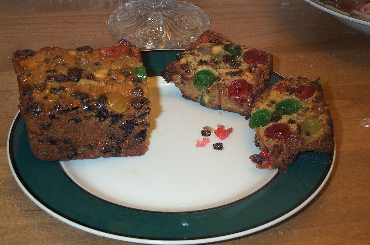 Whether English or American, a moist fruitcake stars at celebrations around the globe.