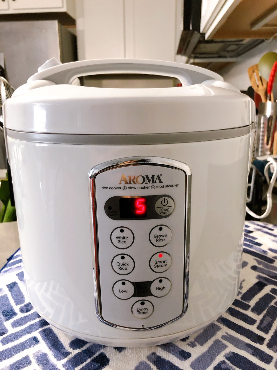 Use a food steamer to steam the lepat labu for 7-10 minutes.