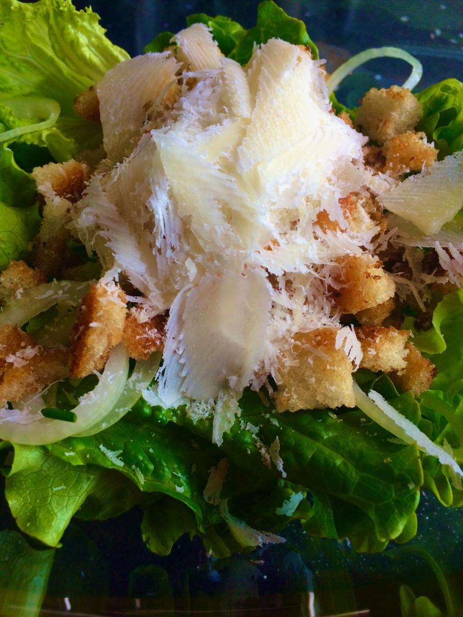 Crisp Caesar Salad