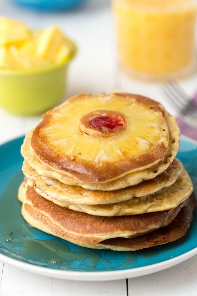 Pinapple Pancakes