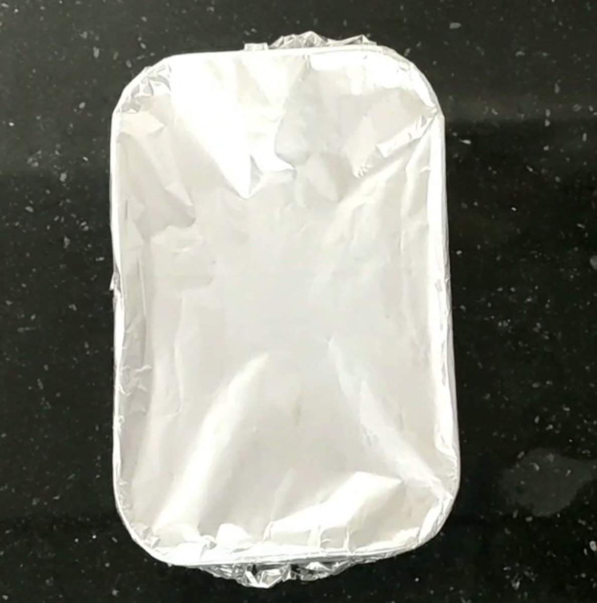 Cover with aluminium foil and refrigerate.