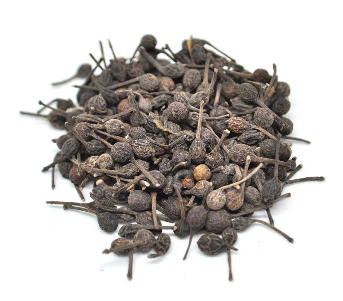 Voatsiperifery Pepper (Madagascar Wild Black Peppercorns)