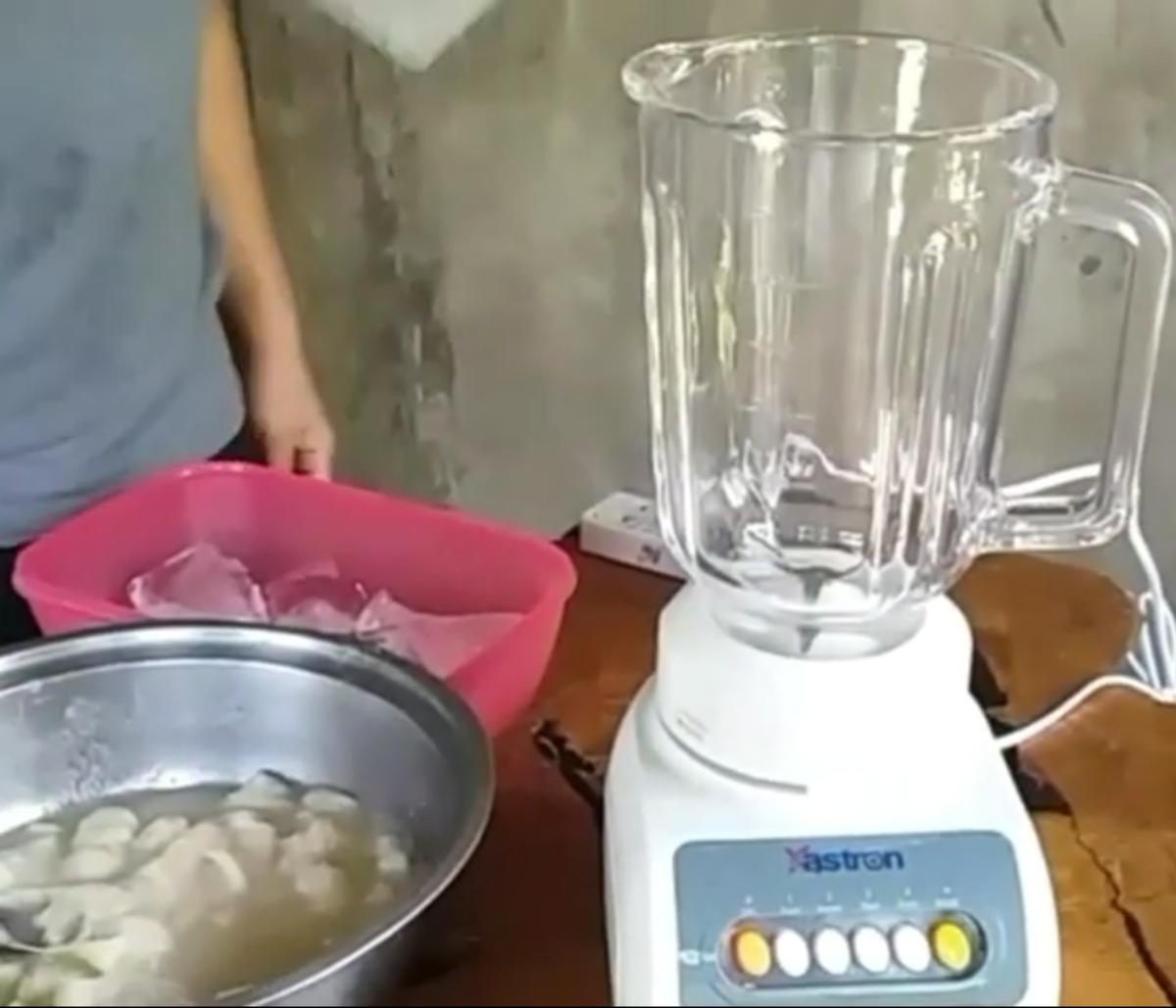 Guyabano (soursop) shake