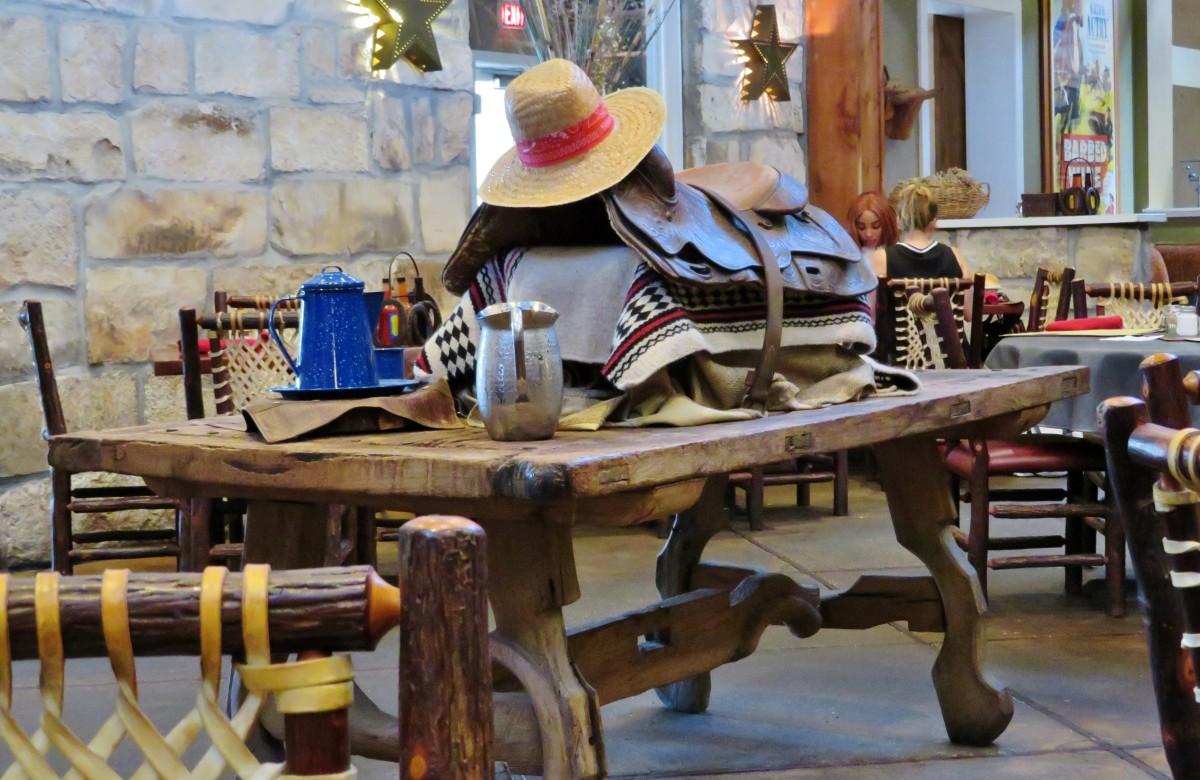 Rio Ranch main dining room