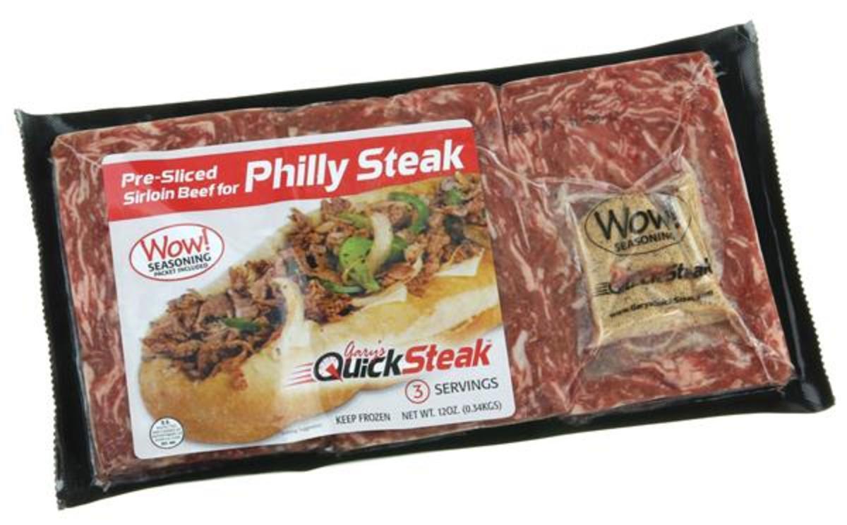 Gary's Quick Steak