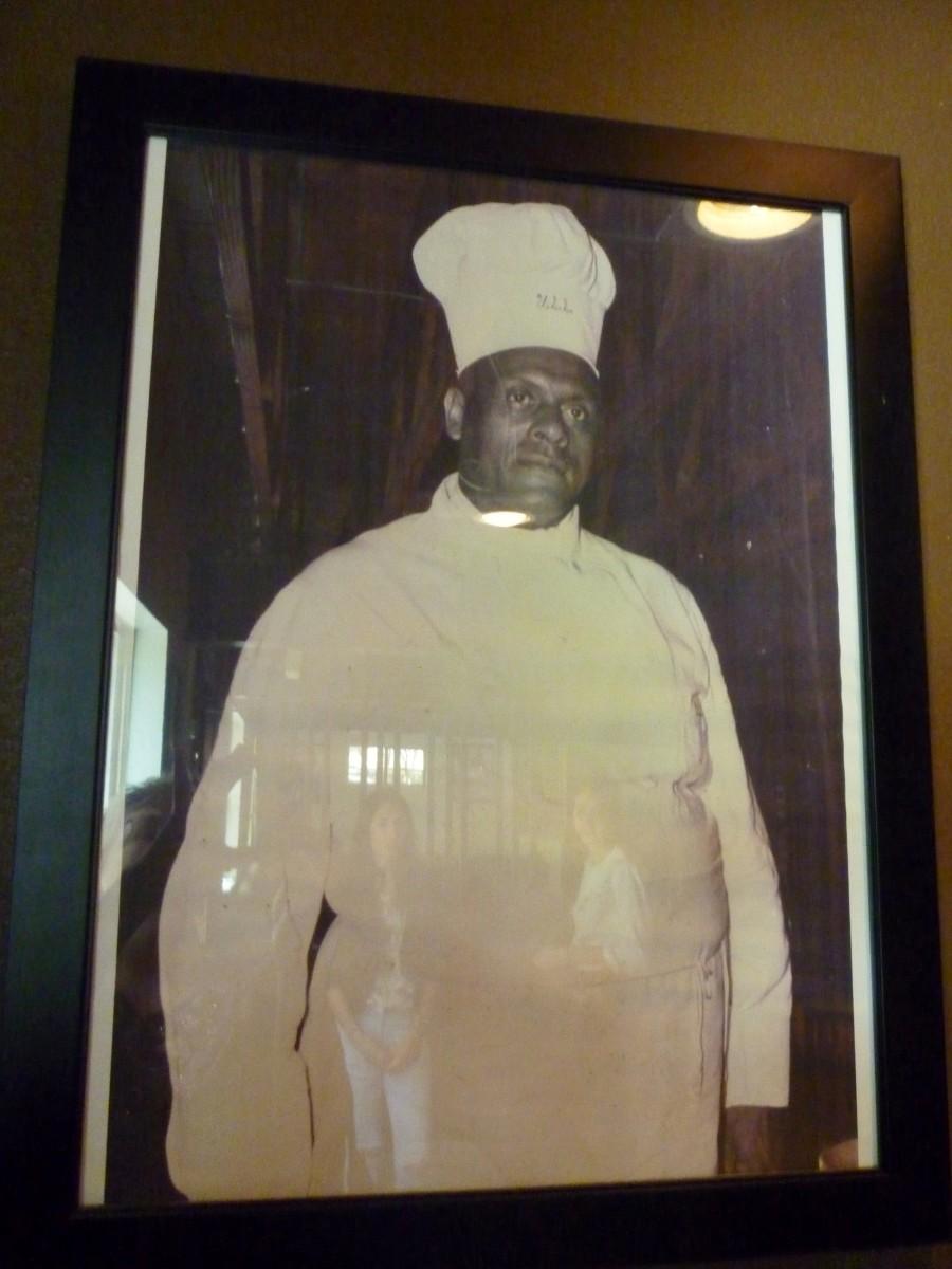 Photos inside the restaurant