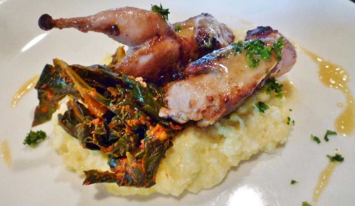 Miso quail