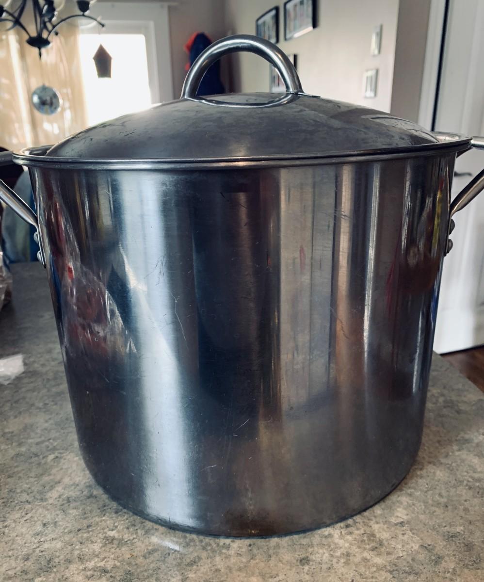 16-quart pot