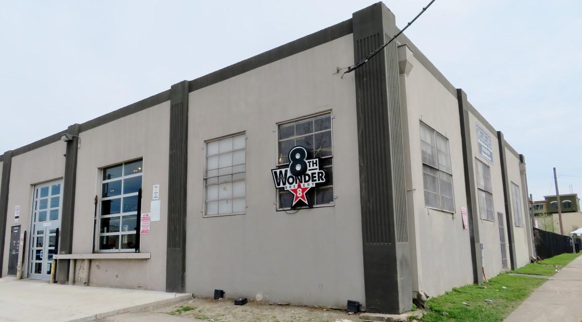 8th Wonder Brewery exterior