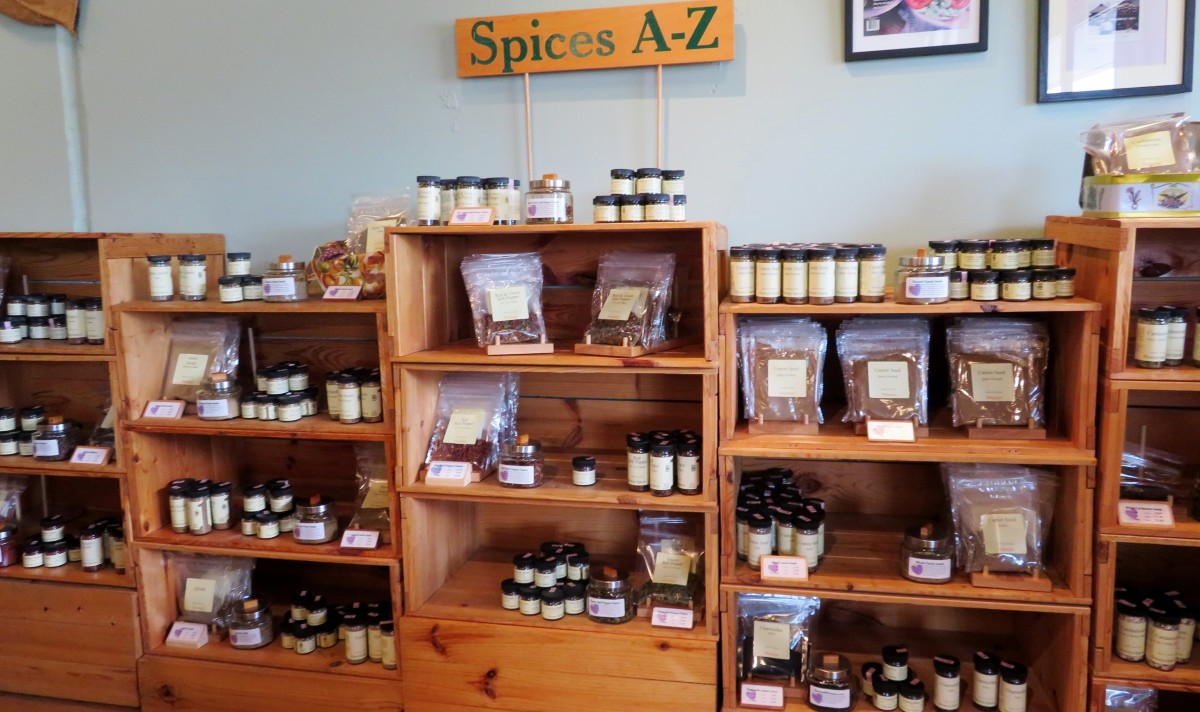 Spices A to Z