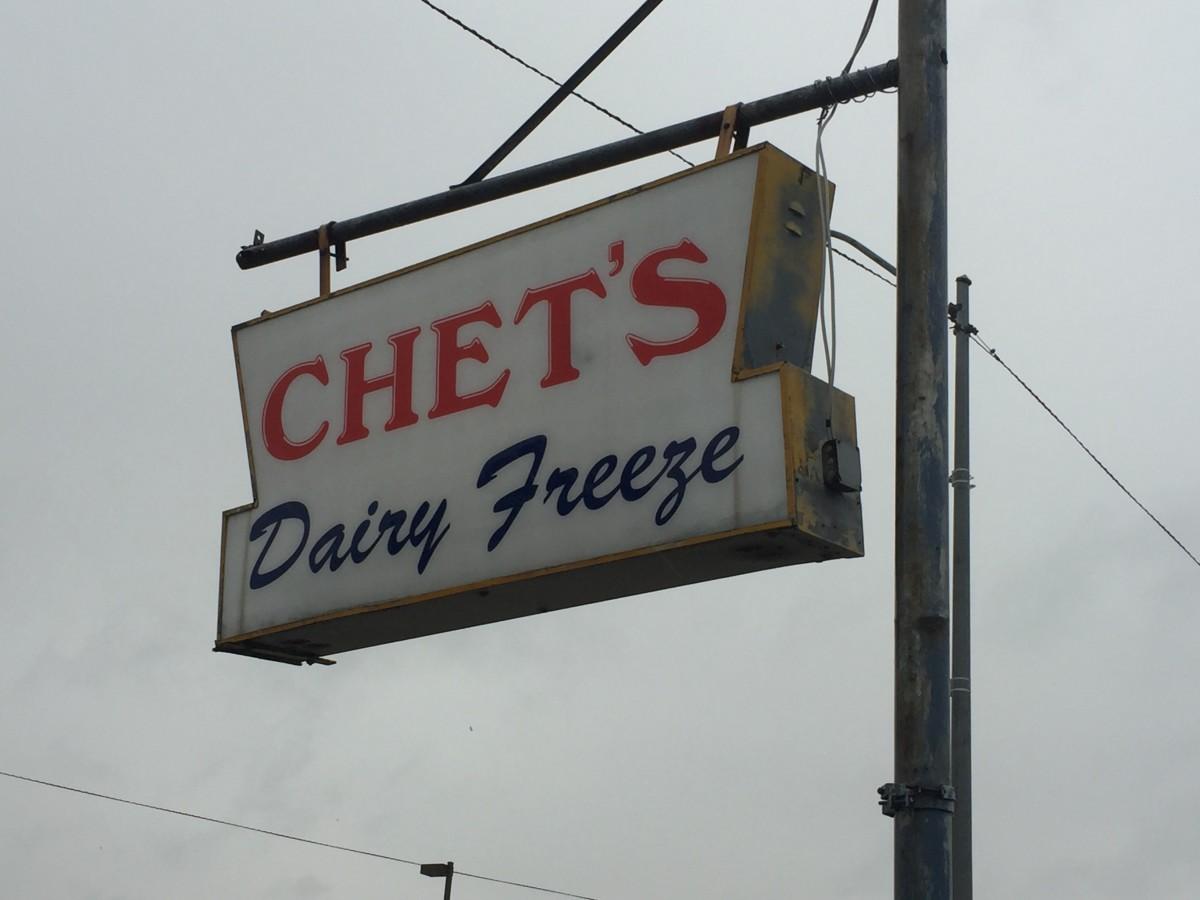 Chet's Dairy Freeze