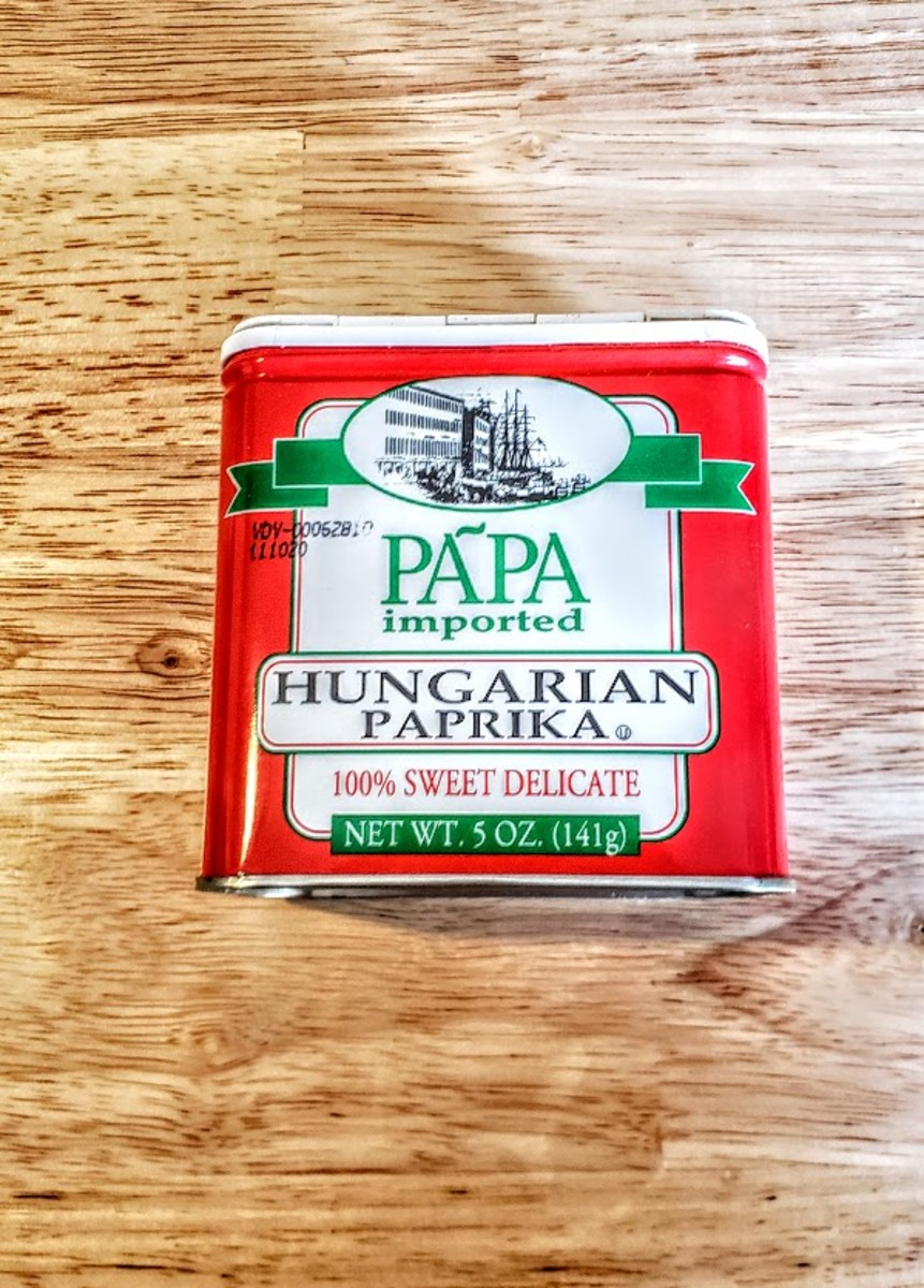 This is the brand of Hungarian paprika I have bought since I was in my 20s. I buy it at the regular grocery store. It has never let me down.