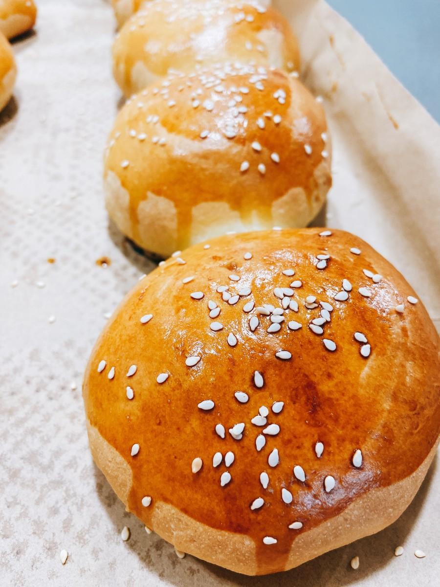 Bake at 350 F for 18-22 minutes, or until golden.