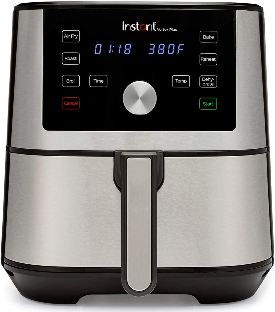 The Instant Vortex Plus 6-in-1 Air Fryer