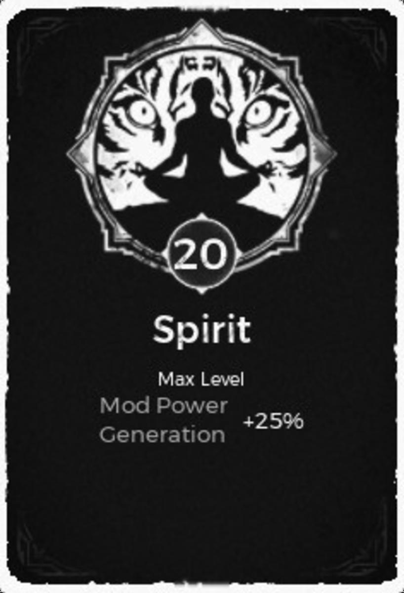 Spirit Trait