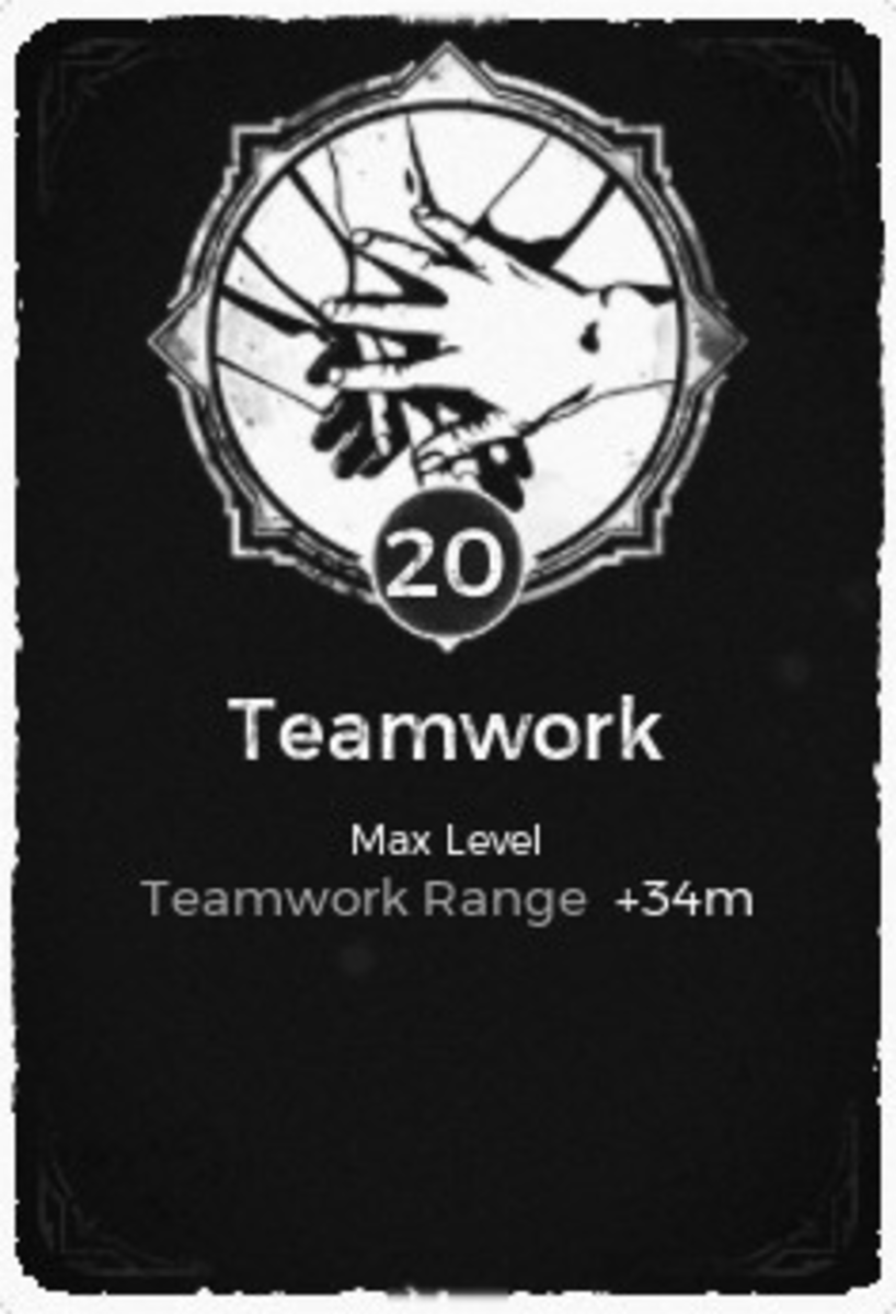 Teamwork Trait