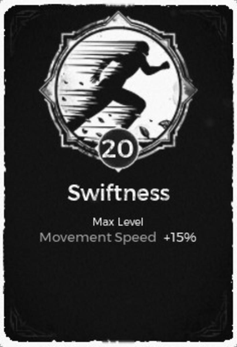 Swiftness Trait