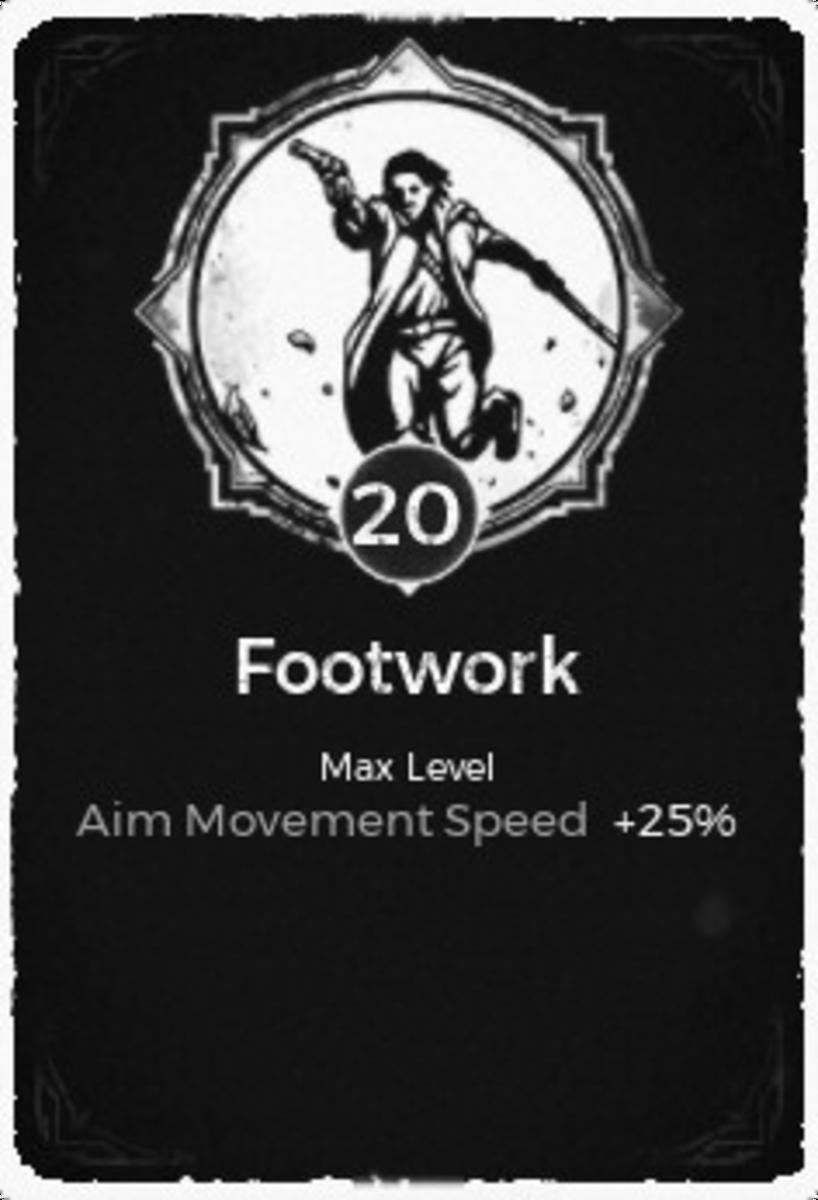 Footwork Trait
