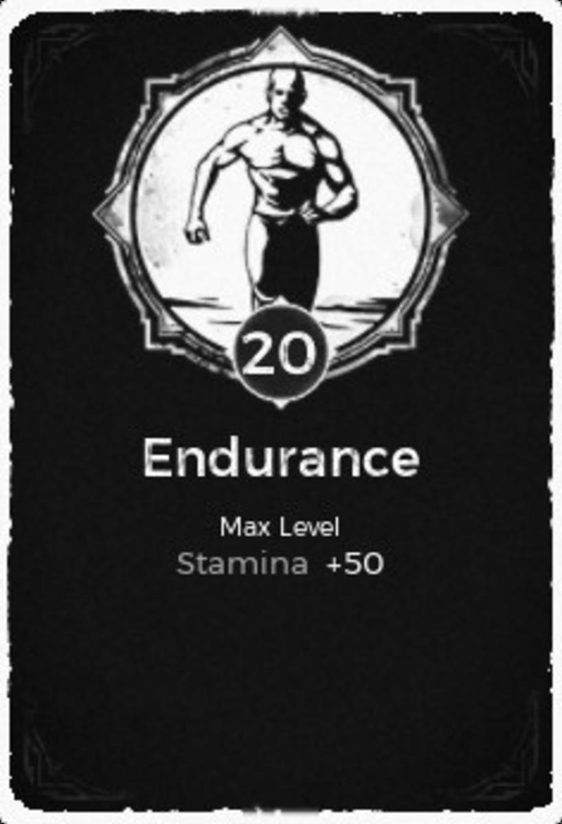 Endurance Trait