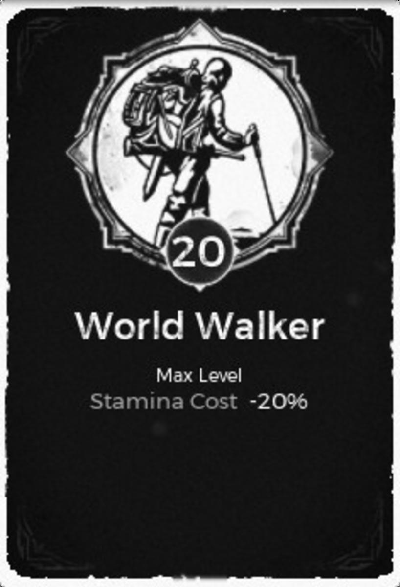 World Walker Trait