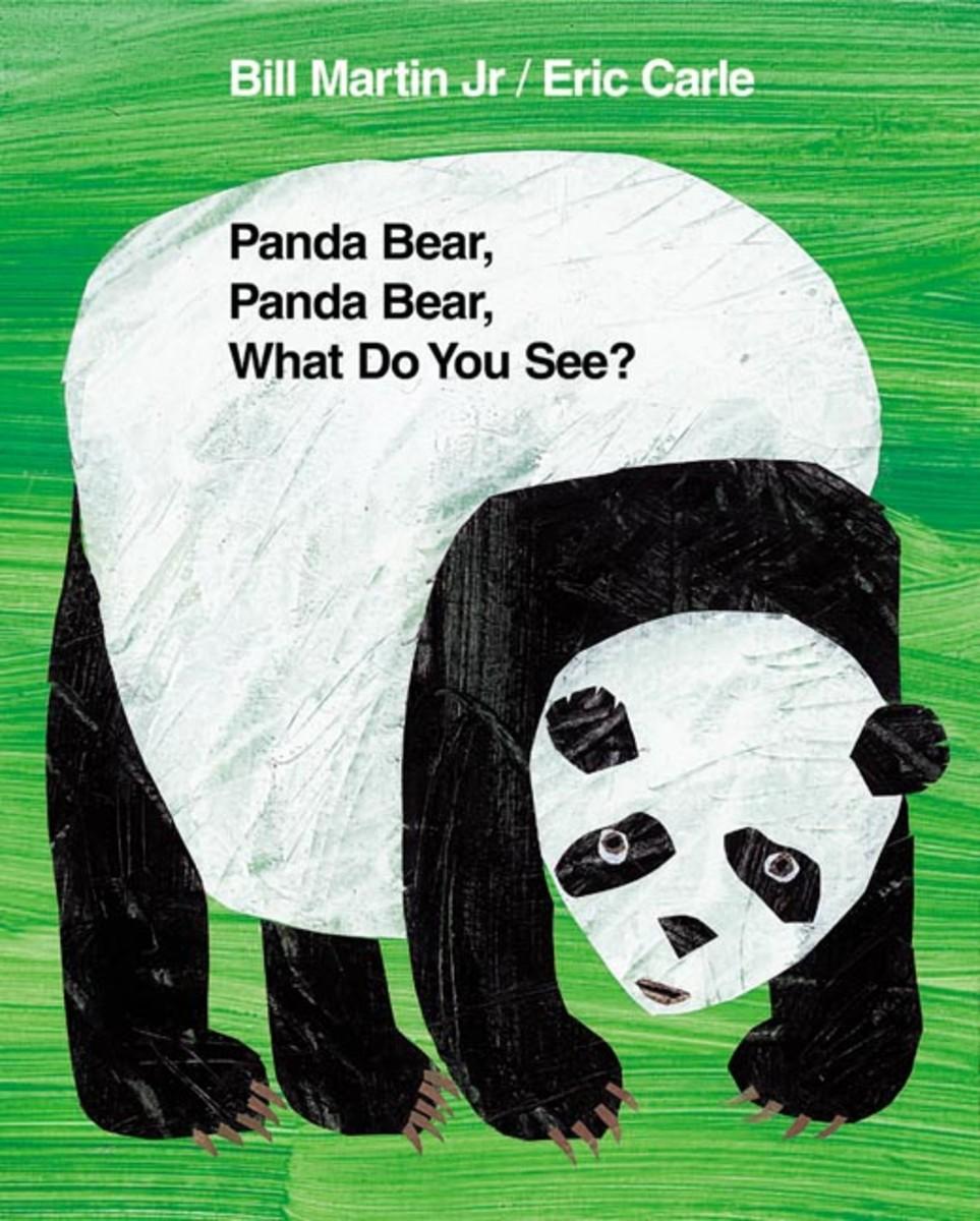 Panda Bear, Panda Bear What Do You See? by Eric Carle