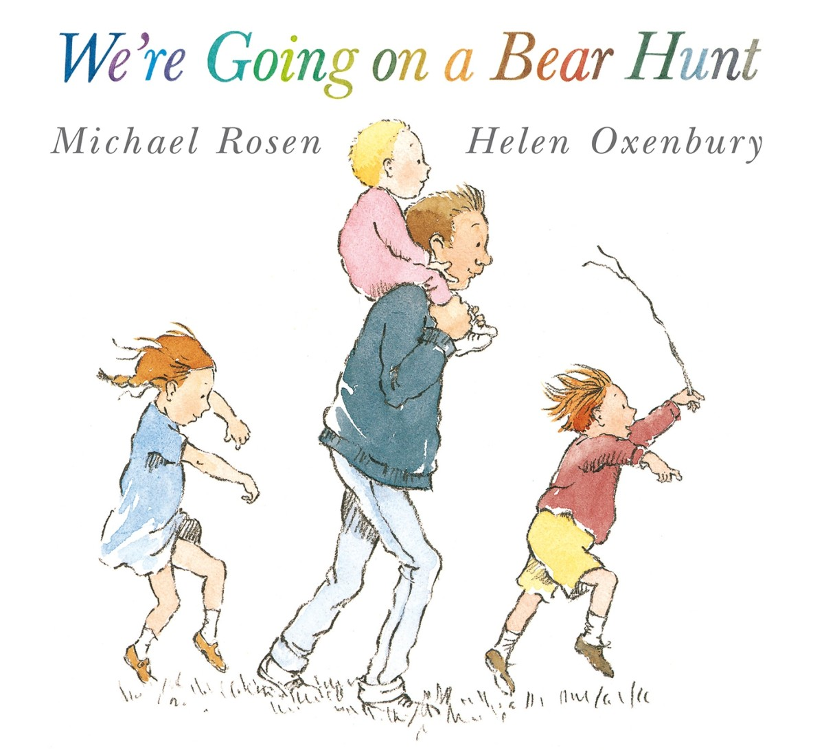 Going on a Bear Hunt by Helen Oxenbury