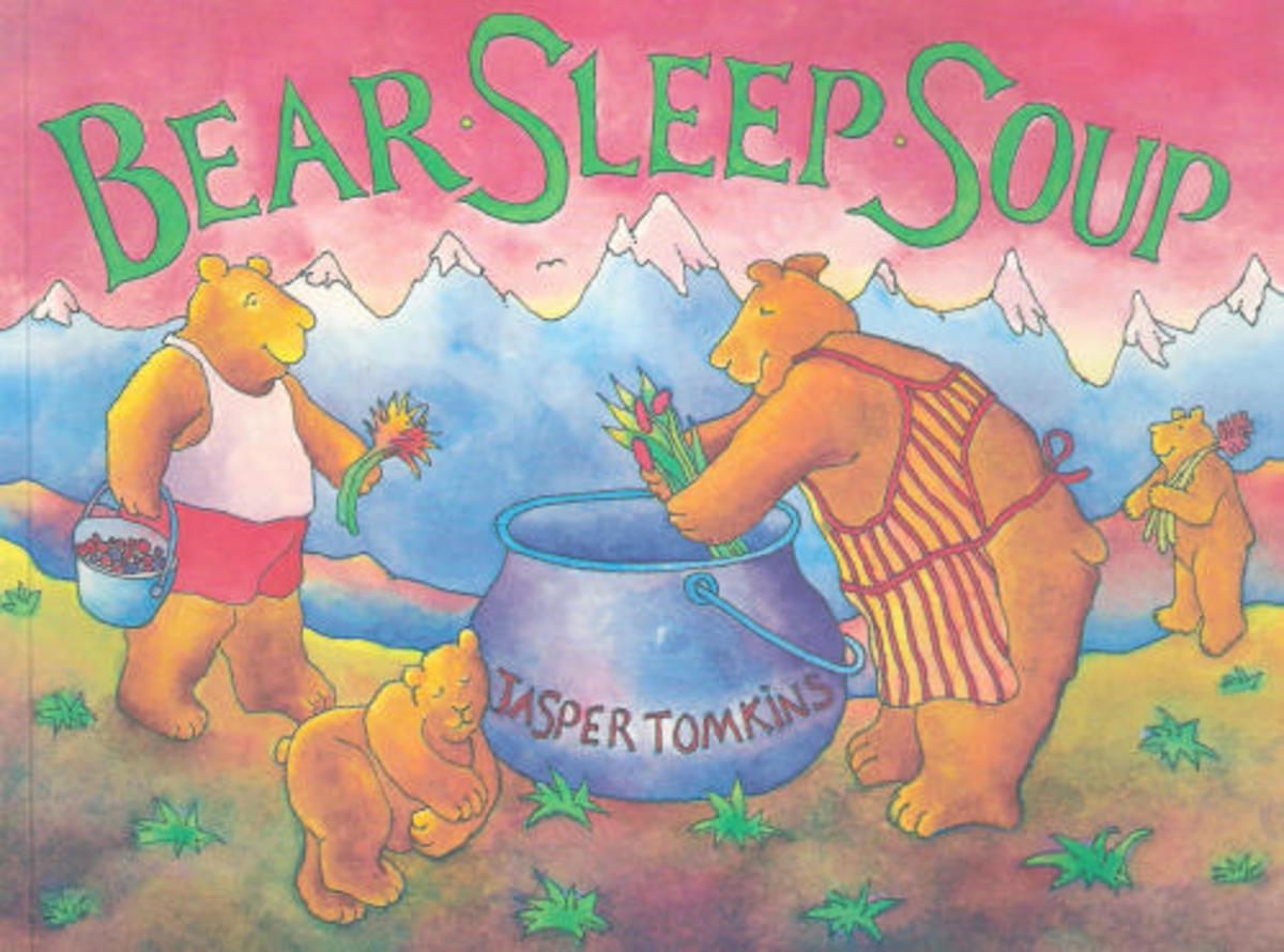 Bear Sleep Soup by Jasper Tompkins