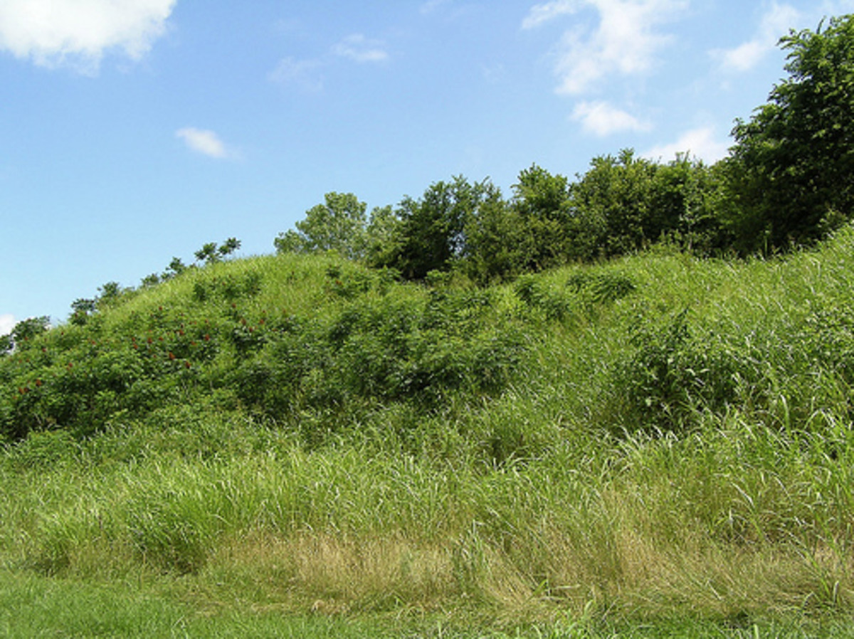 Spiro Mounds Site