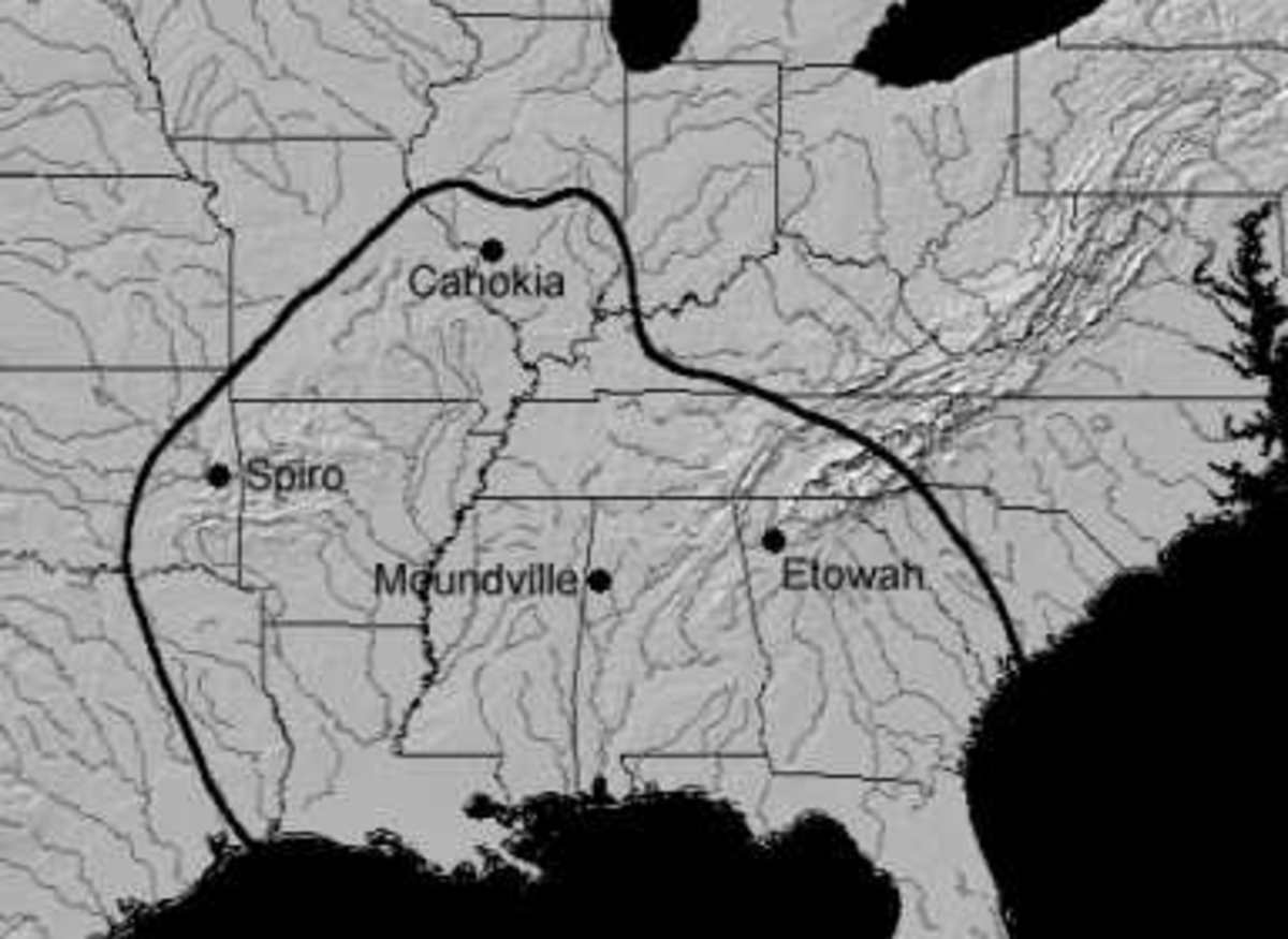 Spiro Mounds: Spanish Gold, Empires, and Southeast Oklahoma