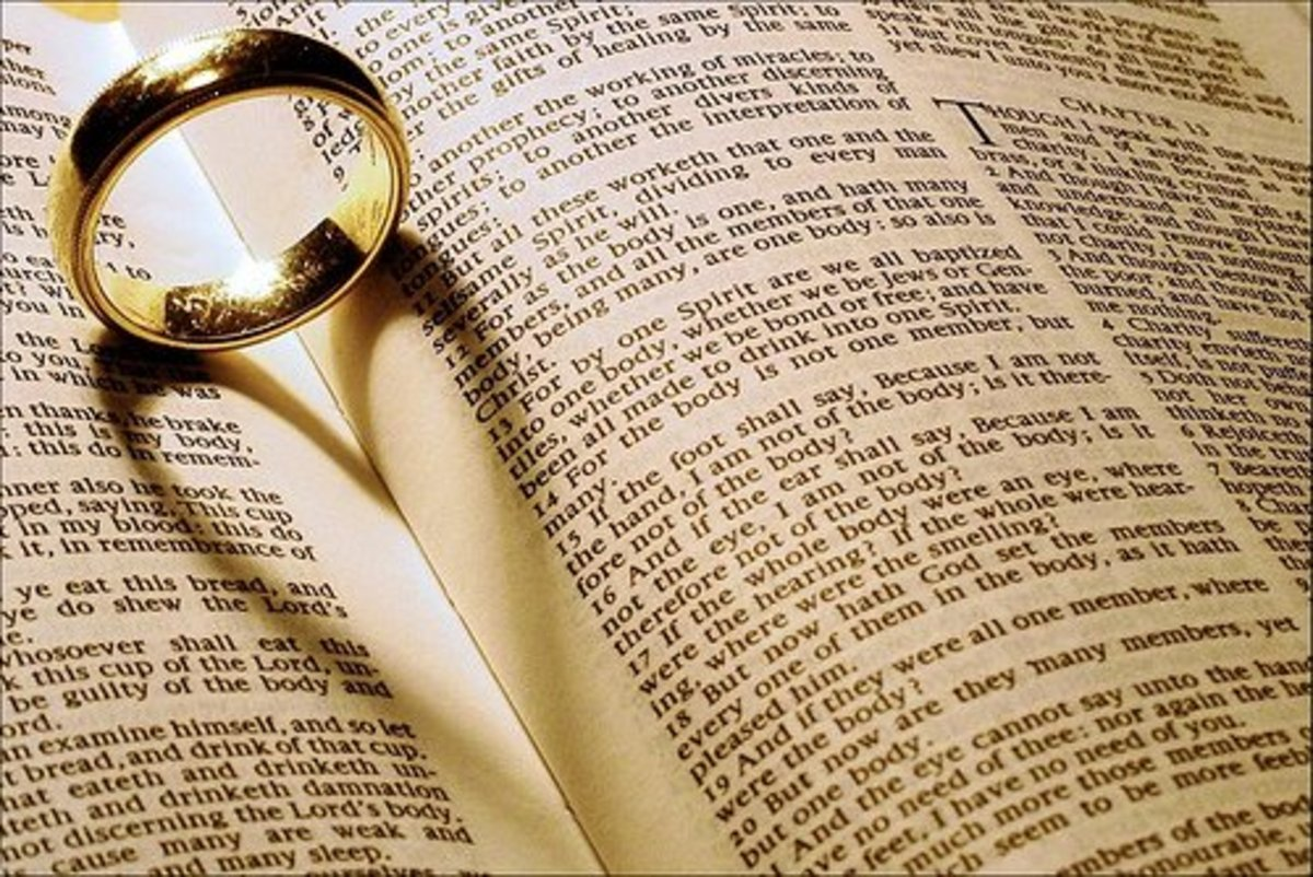 Can a commitment to marriage grow into love?