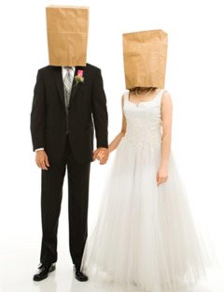 Does it ever make sense to marry a virtual stranger?