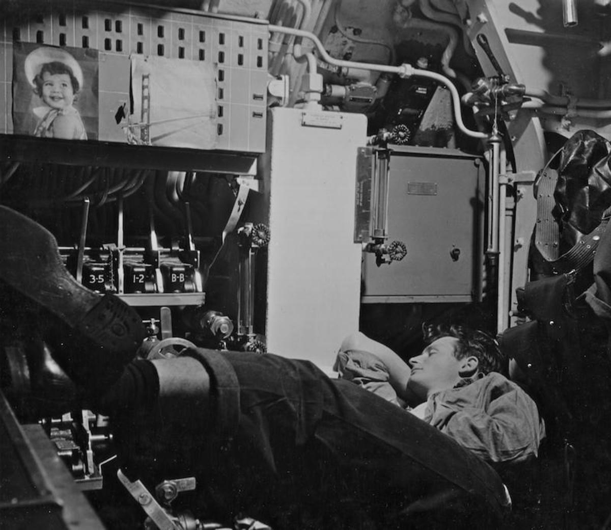 The USS Batfish: Rest Break