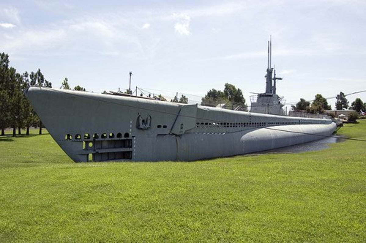 The USS Batfish: The Submarine Where she Rests Today
