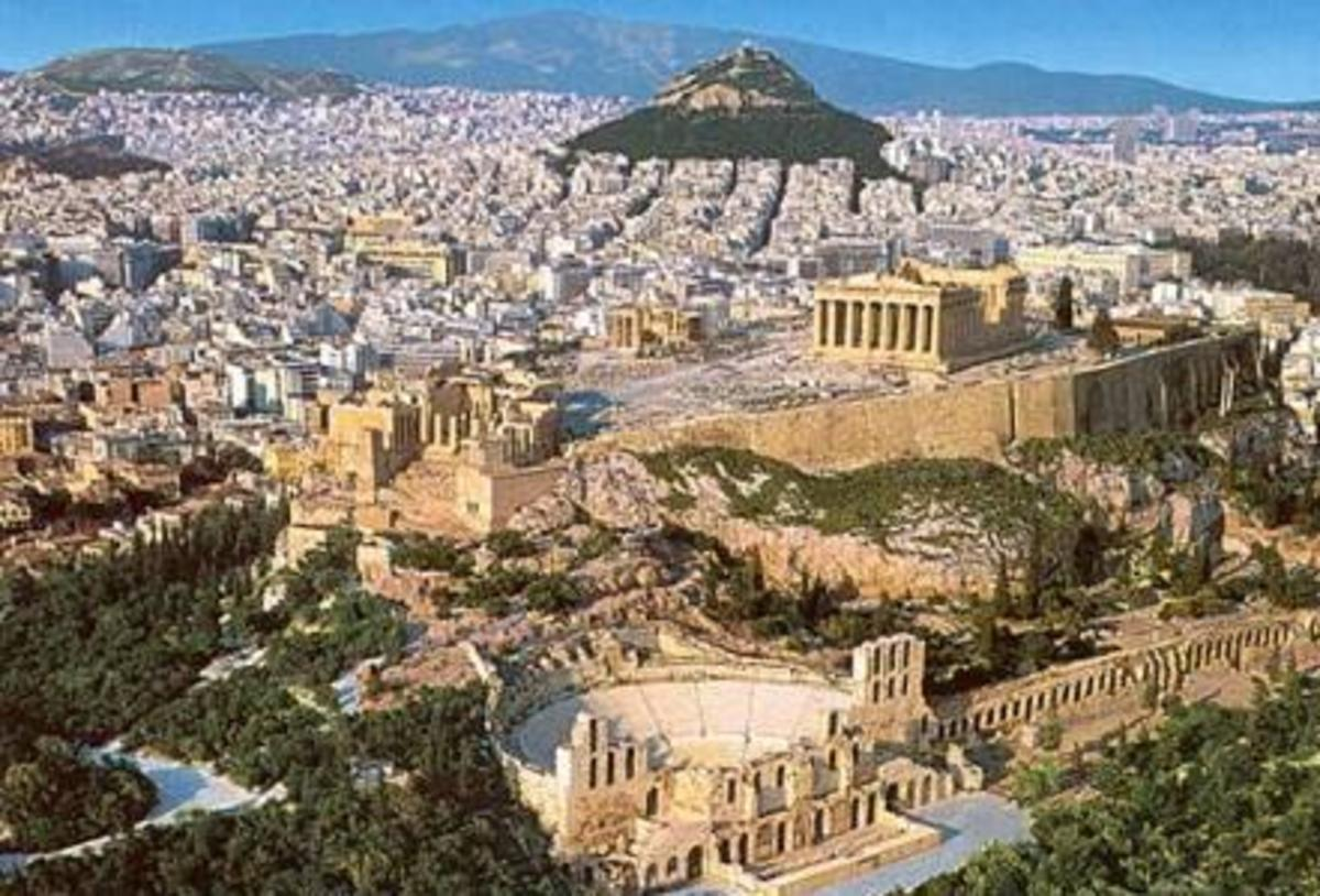 Athens Today
