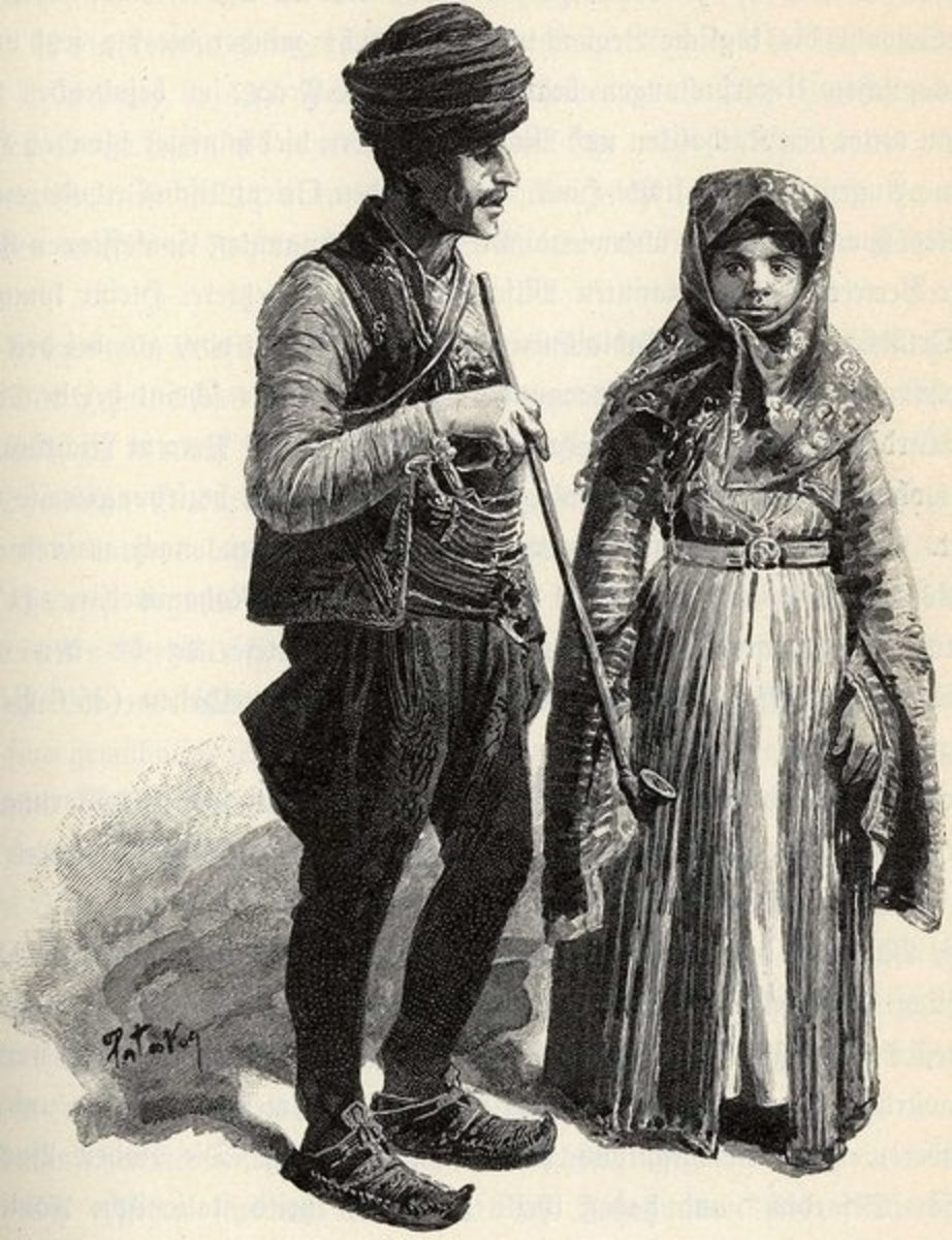 BOSNIAN GYPSIES