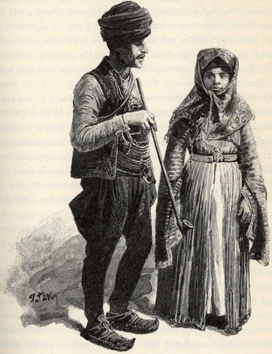 BOSNIAN GYPSIES