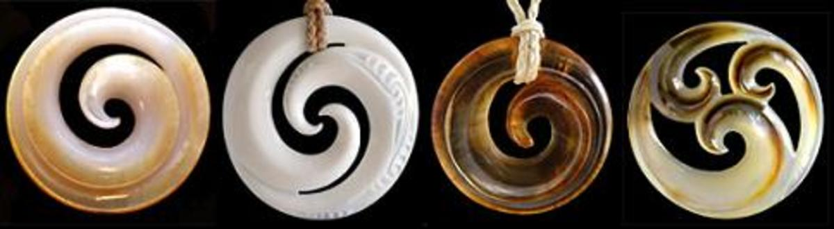 4 Maori Symbol Necklaces and their Meanings | Owlcation