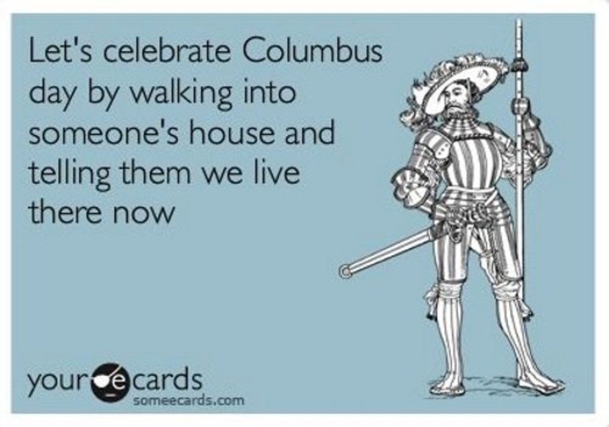 Help Spread the Word About Columbus