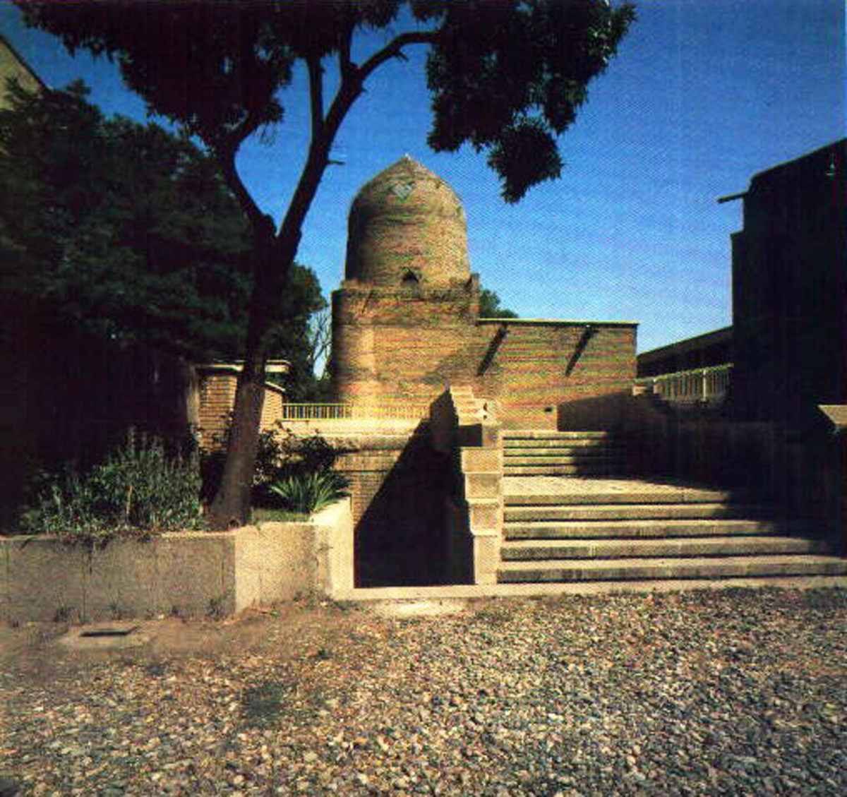 A tomb in Iran, believed to belong to Esther and her uncle Mordecai