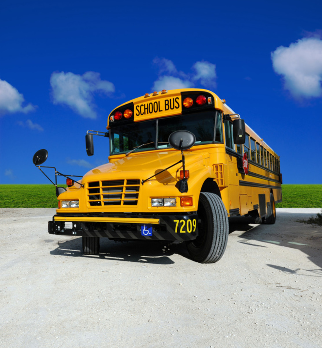 Be sure to arrange transportation for your field trip early.