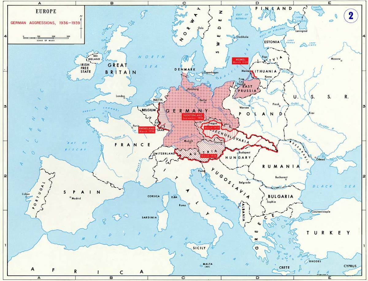 Map Of Germany Ww2.Lithuanian Diaspora A Brief History Of Wwii Lithuanian Displaced