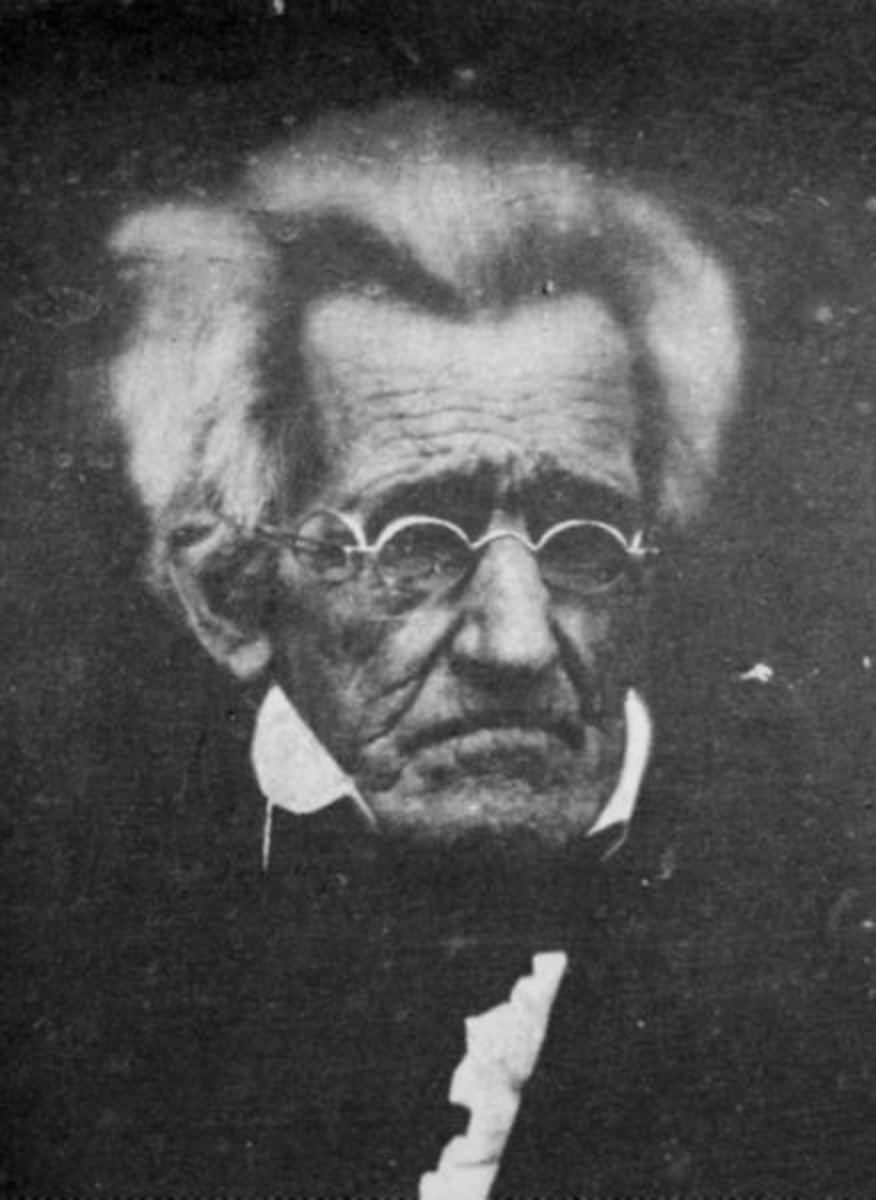 ANDREW JACKSON AT 78