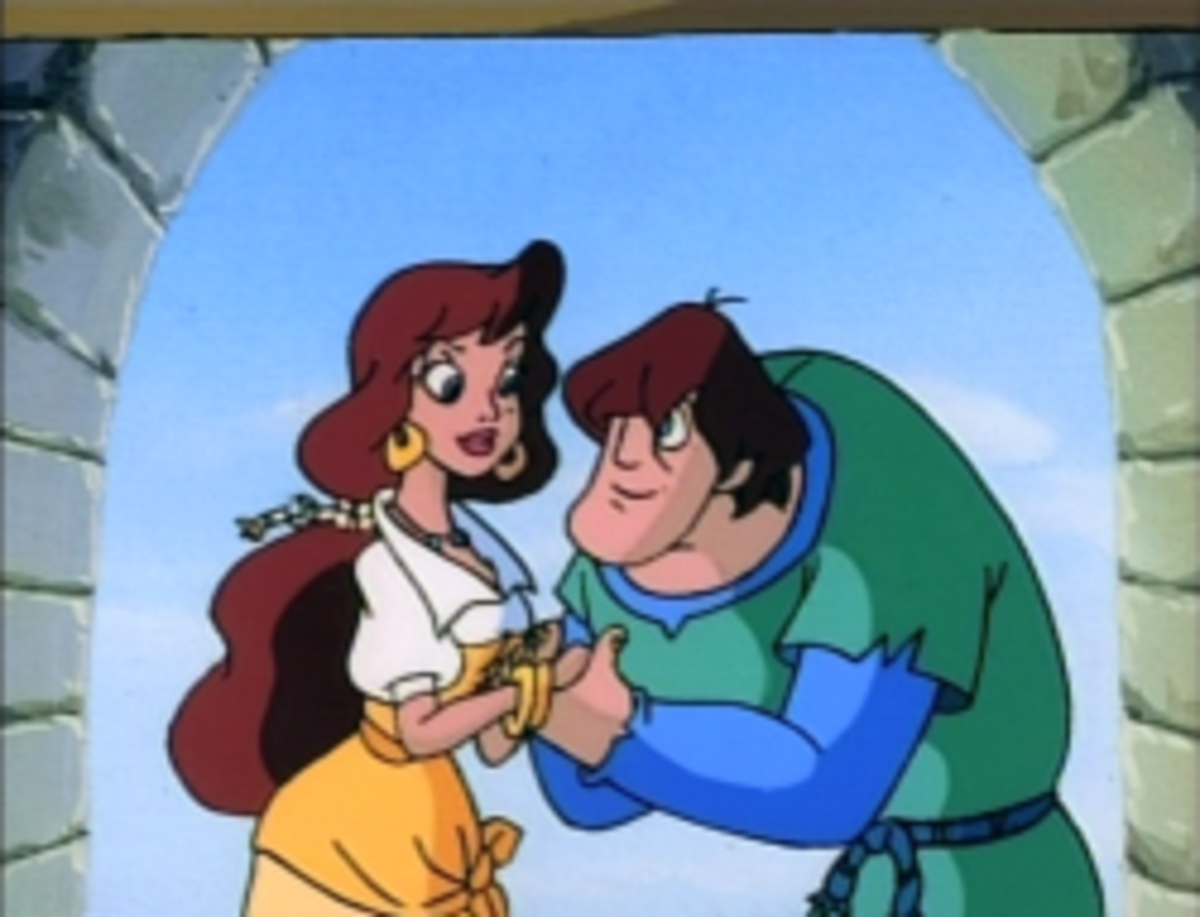 Enchanted Tales Hunchback of Notre Dame